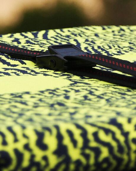 BLACK BOARDSPORTS SURF FCS BOARD RACKS - CL01-TIE-400BLK