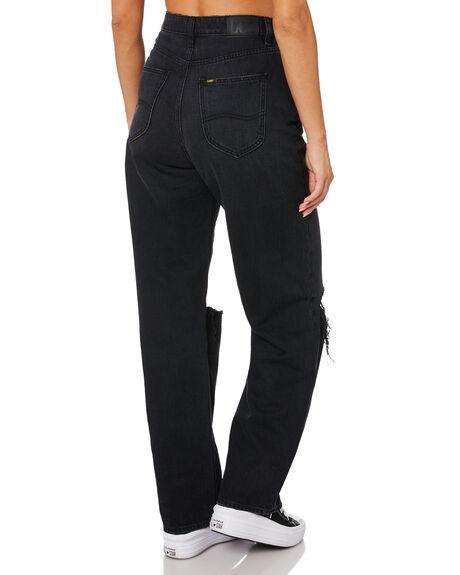 EXALT BLACK WOMENS CLOTHING LEE JEANS - L-656929-PA7