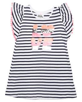 STRIPE KIDS TODDLER GIRLS EVES SISTER DRESSES - 8000053STR