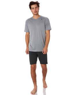 COOL GREY HEATHER BOARDSPORTS SURF HURLEY MENS - AV5551066