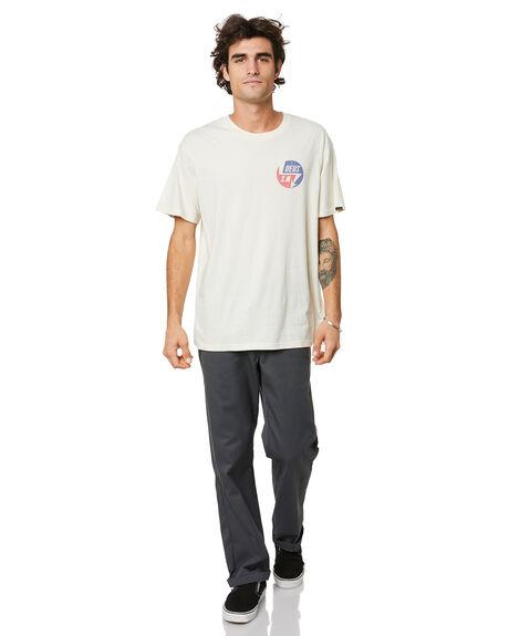 DIRTY WHITE MENS CLOTHING DEUS EX MACHINA TEES - DMW2011229DDTWHT