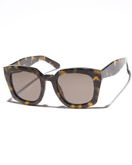 TORT BROWN MENS ACCESSORIES VALLEY SUNGLASSES - S0164TRTBR