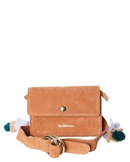 TERRACOTTA WOMENS ACCESSORIES THE WOLF GANG BAGS + BACKPACKS - TWGSS18B21TERR