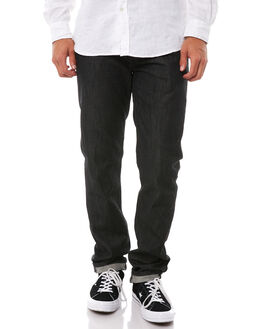 NIGHTSHADE MENS CLOTHING OUTERKNOWN JEANS - 4511NIGHT