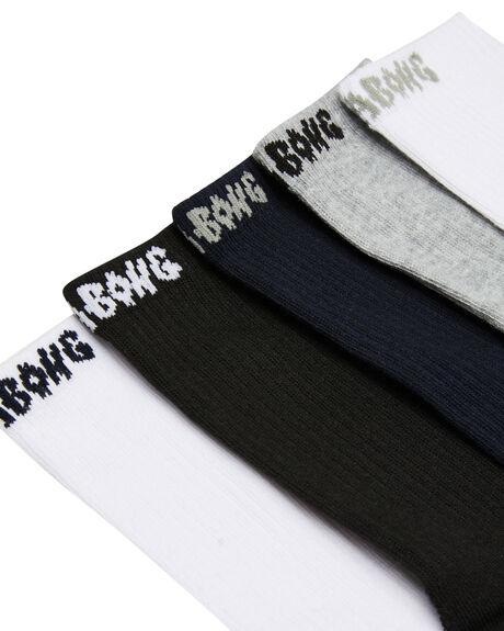 MIXED MENS CLOTHING BILLABONG SOCKS + UNDERWEAR - 9603601MXD