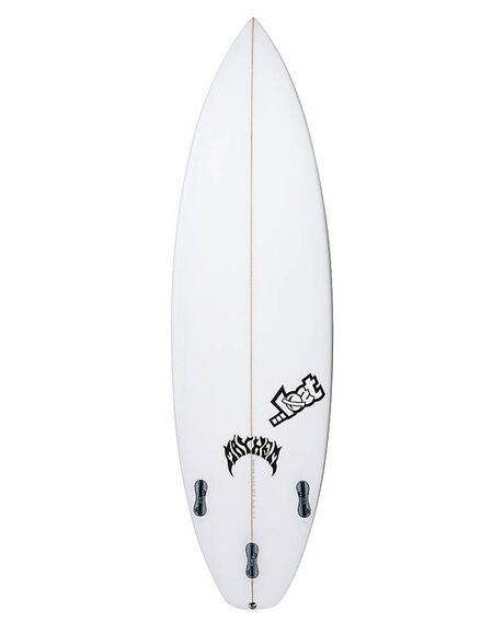 CLEAR BOARDSPORTS SURF LOST SURFBOARDS - LOV2SHORTCLR