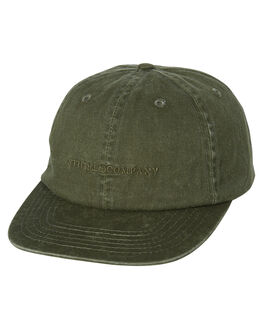 ARMY GREEN MENS ACCESSORIES THRILLS HEADWEAR - TS9-507FAMYG