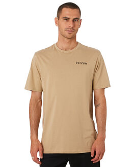 GRAVELLE MENS CLOTHING VOLCOM TEES - A5001938GRV