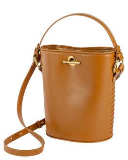 COGNAC WOMENS ACCESSORIES SANCIA BAGS + BACKPACKS - 145B_COG