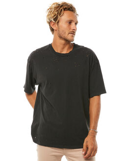 BLACK MENS CLOTHING INSIGHT TEES - 5000000950BLK