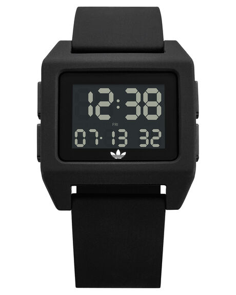 ALL BLACK MENS ACCESSORIES ADIDAS WATCHES - Z15-001