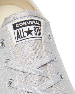 SILVER WOMENS FOOTWEAR CONVERSE SNEAKERS - 561715SIL