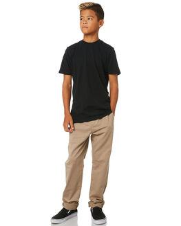 KHAKI KIDS BOYS SWELL PANTS - S3193194KHAKI