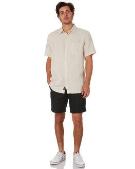 OATMEAL MENS CLOTHING ACADEMY BRAND SHIRTS - BA880OAT