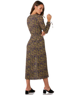 VIOLET CRUMBLE WOMENS CLOTHING THE EAST ORDER DRESSES - EO190633DVIOC