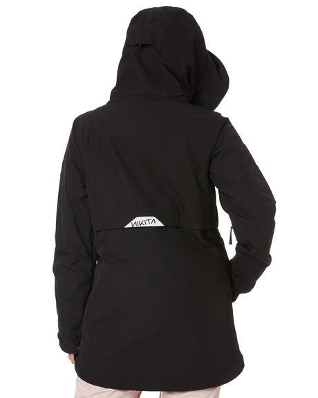 BLACK BOARDSPORTS SNOW NIKITA WOMENS - NMWJHEM-BLK