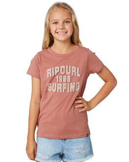 MUSHROOM KIDS GIRLS RIP CURL TOPS - JTEDX18543