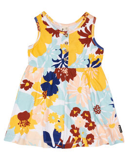 WHITE KIDS GIRLS RIP CURL DRESSES + PLAYSUITS - FDRAX11000
