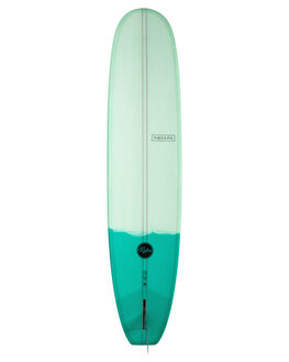 TWO TONE GREEN BOARDSPORTS SURF MODERN LONGBOARDS GSI SURFBOARDS - MD-RETROPU-TTG