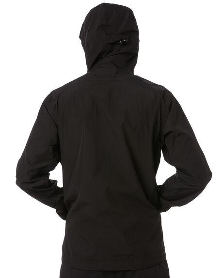 BLACK MENS CLOTHING PATAGONIA JACKETS - 84986BLK