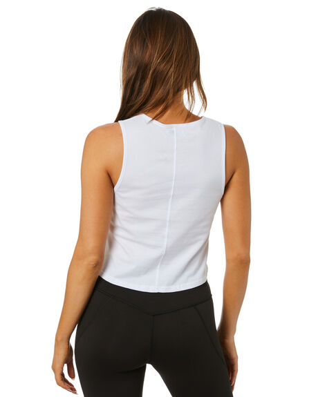 WHITE WOMENS CLOTHING SWELL ACTIVEWEAR - S8214521WHITE
