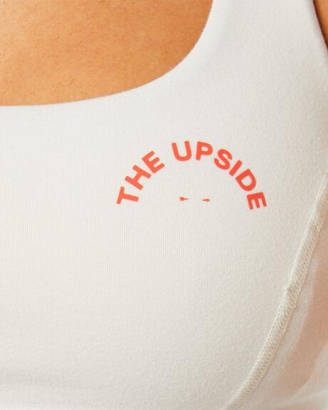 WHITE WOMENS CLOTHING THE UPSIDE ACTIVEWEAR - USW221004WHT