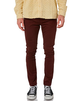 OXBLOOD MENS CLOTHING THE CRITICAL SLIDE SOCIETY PANTS - SFP1601OXB