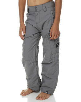 QUIET SHADE SNOW OUTERWEAR QUIKSILVER PANTS - EQBTP03007KZE0