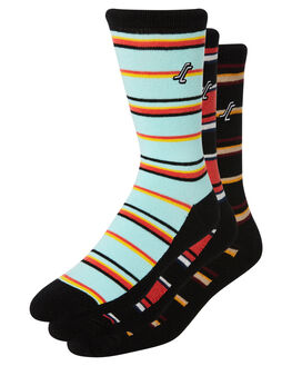 ASSORTED MENS CLOTHING SANTA CRUZ SOCKS + UNDERWEAR - SC-MZD8068ASST