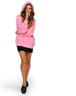 PINK HAZE WOMENS CLOTHING BILLABONG JUMPERS - BB-6591731X-PHZ