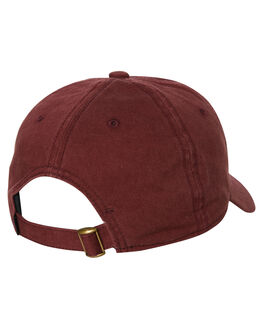 BURGUNDY MENS ACCESSORIES BARNEY COOLS HEADWEAR - 907-CC4BURG