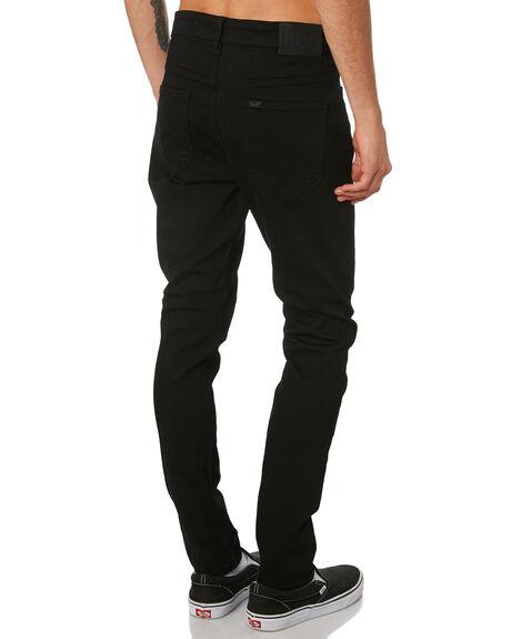 TRUE BLACK MENS CLOTHING LEE JEANS - L-605637-V72TBLK