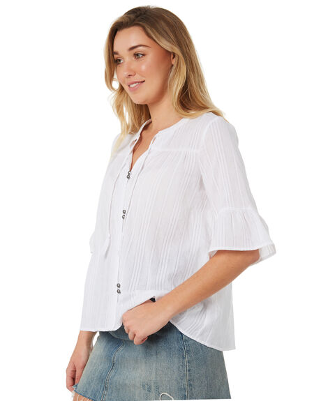 WHITE OUTLET WOMENS SWELL FASHION TOPS - S8174167WHITE