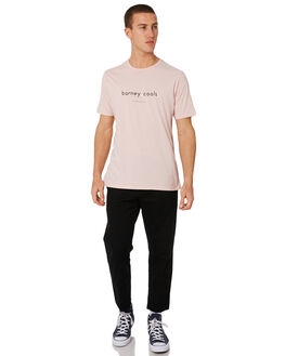 FADED PINK MENS CLOTHING BARNEY COOLS TEES - 150-CR3FPINK