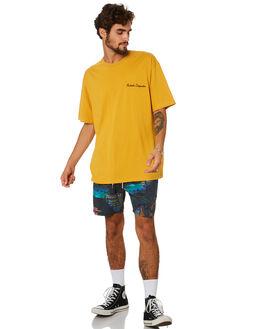 SAFARI SUN MENS CLOTHING BARNEY COOLS TEES - 102-PEC1SFRSN