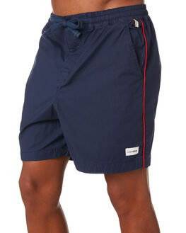 BLUE STONE MENS CLOTHING THE CRITICAL SLIDE SOCIETY SHORTS - WT1824BLSTN