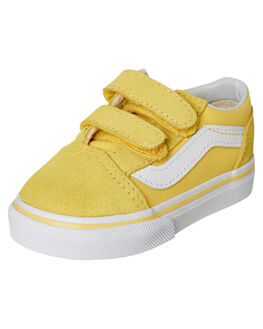 ASPEN GOLD KIDS GIRLS VANS FOOTWEAR - VNA344KVDWAGOLD