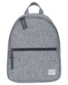 SCATTERED RAVEN WOMENS ACCESSORIES HERSCHEL SUPPLY CO BAGS - 10305-01160RVCRS