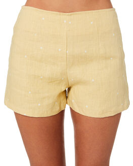PRINT WOMENS CLOTHING ZULU AND ZEPHYR SHORTS - ZZ2760PRINT