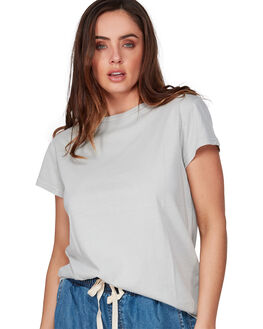 MINERAL GREE WOMENS CLOTHING BILLABONG TEES - BB-6581149-MNG