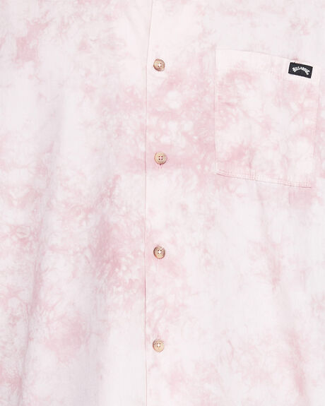 PINK HAZE MENS CLOTHING BILLABONG SHIRTS - BB-9507205-PHZ