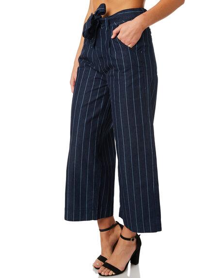 STRIPE WOMENS CLOTHING RES DENIM JEANS - RD-WPN18121STR