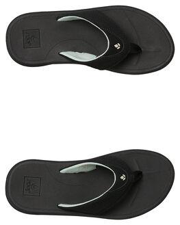 BLACK MINT WOMENS FOOTWEAR REEF THONGS - A2YFPKMI