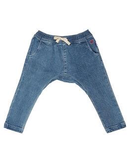 BLEACH BLUE KIDS TODDLER GIRLS MUNSTER KIDS PANTS - MM162PA02BLU
