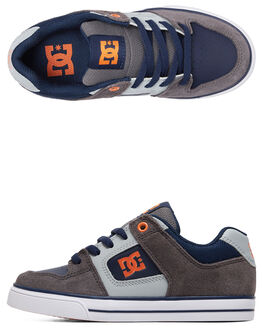 IRON GATE DEAD KIDS BOYS DC SHOES SNEAKERS - ADBS300267-GN2