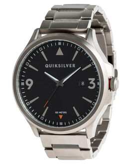 SILVER MENS ACCESSORIES QUIKSILVER WATCHES - EQYWA03012SJA0