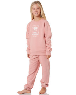 PINK KIDS GIRLS SWELL JUMPERS + JACKETS - S6204541_PINK