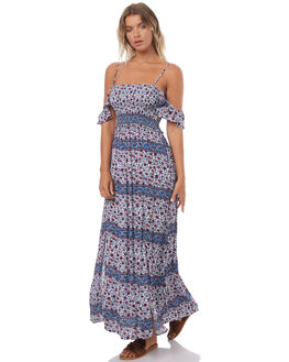 BOHO PANEL WOMENS CLOTHING SWELL DRESSES - S8171442BOHPA