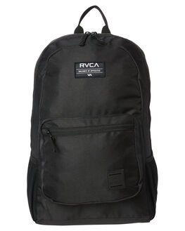 BLACK MENS ACCESSORIES RVCA BAGS + BACKPACKS - R381451BLK