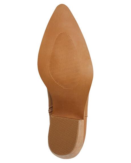 TAWNY WOMENS FOOTWEAR BILLINI BOOTS - B963TAWNY